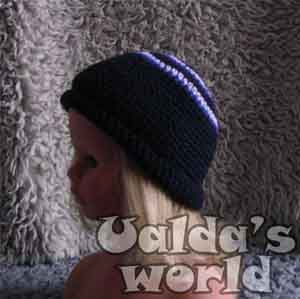 f5ef6ff7a44 Hats for children in Ualda s World of Mad Hats   other Crazy Crochet