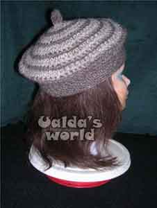 13f477b1d17 Hats for women in Ualda s World of Mad Hats   other Crazy Crochet
